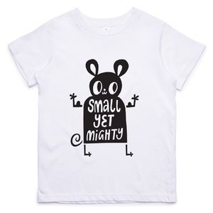 Small yet mighty by Beck Wheeler